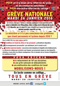 Tract grève lycee 26-01-2016 2